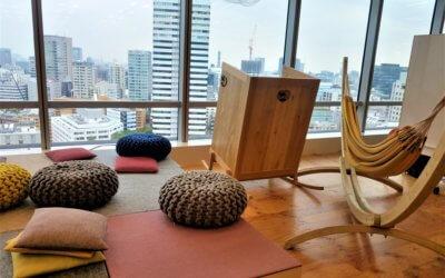 Lodge : quand Yahoo offre un espace de coworking gratuit pour tous sur Tokyo