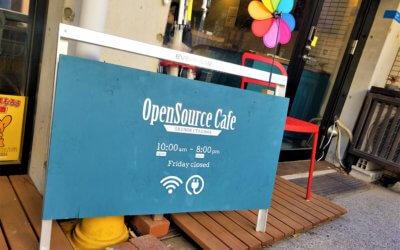 OpenSource Cafe Shimokitazawa : espace de coworking et hackerspace convivial à Tokyo